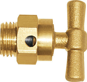 Male Thread Brass Gas Check Brass Ball Valve pictures & photos