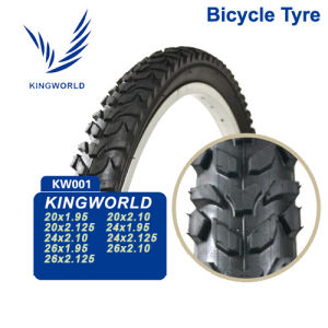 Kw001 Bicycle Tire 20X1.95 52-406 pictures & photos
