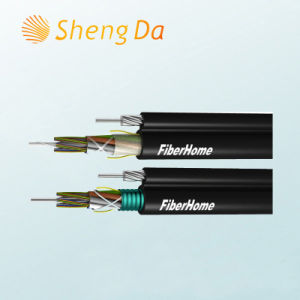 Armored Aerial Optical Fiber Technology Communication Cable pictures & photos