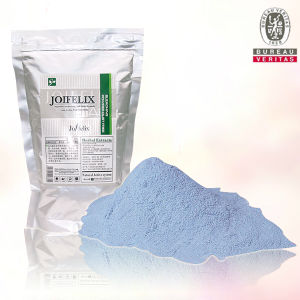 Professional Blue Dust-Free Permanent Hair Color Bleach Powder pictures & photos