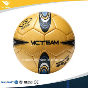 Top-Level Typical Thermally Bonded Game Futsal Ball pictures & photos