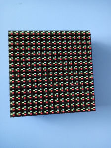 Waterproof LED Display Panel Outdoor P10 Full Color LED Module pictures & photos