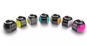 Waterproof WiFi 30fps Sport Action Camera 360 Degree HD Output Mini DV pictures & photos