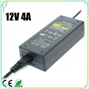 AC/DC Adapter 4A 12V Power Adapter pictures & photos