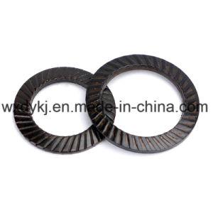 Black Carbon Steel Disc Spring Conical Washer pictures & photos