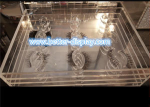 Custom Plastic Acrylic Eyelash Display Stand pictures & photos