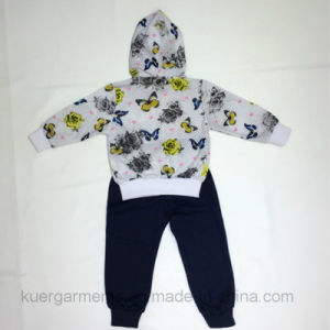 New Design Girl Sports Suit, Fashion Kids Clothes pictures & photos