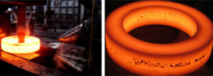 Forging Rings En-19, 42CrMo4 Hot Rolled Rings pictures & photos