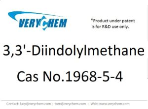 Pharmaceutical Food Additive 3, 3-Diindolylmethane (CAS 1968-5-4) pictures & photos