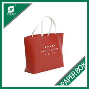 Colorful Printed Kraft Paper Bag with Glossy Lamination pictures & photos