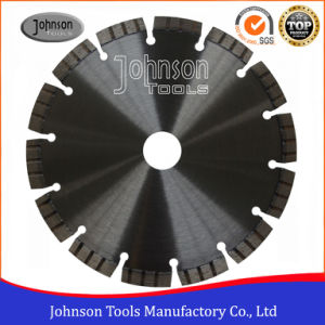 180mm Laser Welded Saw Blade with Turbo Segment for Granite pictures & photos