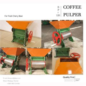 500kg/H Fram Coffee Huller / Coffee Bean Pulping Machine pictures & photos