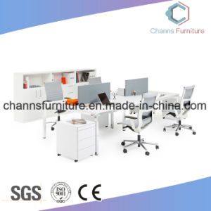 High Quality Office Furniture Wooden Table Computer Desk Workstation pictures & photos