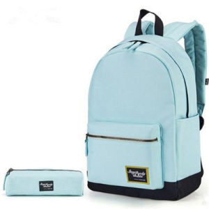 Preppy Style Women′s Casual Fashion School Backpack (GB#50001) pictures & photos
