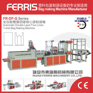 Automatic Four Lines Carry Bag Sealing Machine