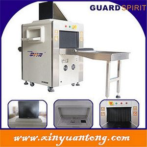 Small Tunnel Size X Ray Baggage Scanner for Customs Inspection pictures & photos
