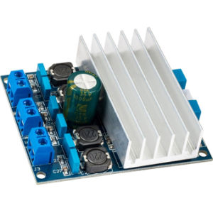 Btl DIY Digital Speaker PCB Circuit Board 2X IC 50W Amplifier Tda7492 D Type pictures & photos