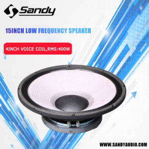 15-2210t High Quality 15 Inch Low Frequency Woofer for Stage pictures & photos