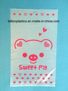 Transparent Bread Cake Plastic Bag Food Packing Bag pictures & photos