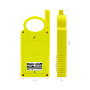Handy Baby Cbay Hand-Held Car Key Programmer New 8.1.0 Auto Key Copy for 4D/46/48 Chips Yellow Color Cbay Chip Programmer pictures & photos