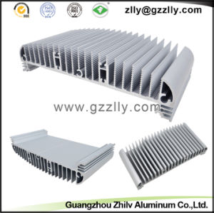 Guangzhou Supplier Aluminum Extrusion Heat Sink for LED Light pictures & photos