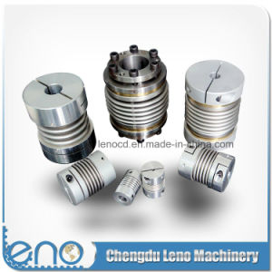 Flexible Spring Bellows Coupling for CNC Machine