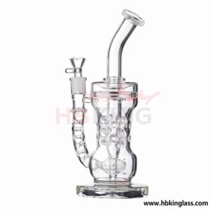 2016 latest Febarge Egg Recycler Glass Pipe pictures & photos