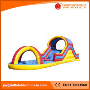 Joy Inflatable Water Slide for Amusement Game with Pool (T11-113) pictures & photos