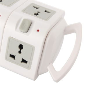 Electrical Plugs Sockets Power Strip 2 USB Standard pictures & photos