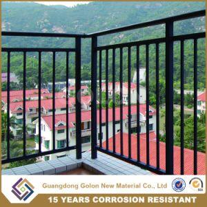 Top Manufacturer of Outdoor Aluminium Railing, Balcony Guard Railing pictures & photos