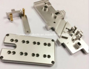 High Precision CNC Machined Parts OEM Manufacturer pictures & photos