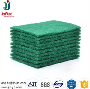 Abrasive Wool Polishing Scouring Pad pictures & photos