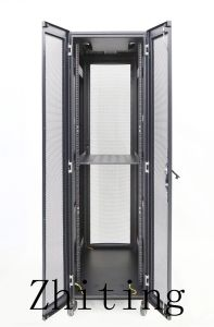 19 Inch Zt HS Series Server Network Cabinet Enclosures with Earthquake Resistant Structure pictures & photos