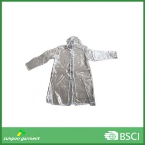 High Quality Newest Fashion Lucency Rain Coat Raincoat pictures & photos