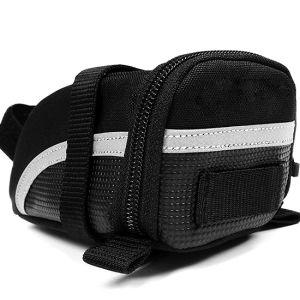 Bicycle Strap-on Bike Saddle Bag/Seat Bag/ Cycling Bag pictures & photos