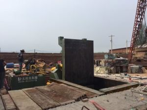 Y81-400 Hydraulic Metal Baler Machine pictures & photos