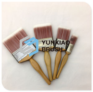 Filament Paint Brush with Wood Handle Painting Tool pictures & photos