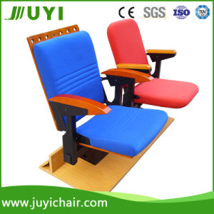 China Wholesale Electric Telescopic Seating Bleacher Jy-780 pictures & photos