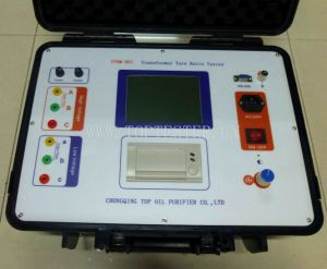 TTR Measuring Transformer Turn Ratio Tester (TPOM-901) pictures & photos
