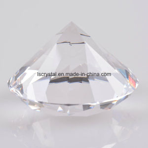 80mm Big Crystal Glass Diamond for Souvenirs pictures & photos
