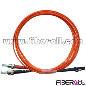 ST/PC-MTRJ Optical Fiber Patch Cord mm Duplex pictures & photos
