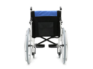 Aluminum Light Weight Foldable Wheelchair (AL-005) pictures & photos