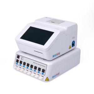 Immunofluorescence Assay Analyzer Blood Chemistry Test Instrument pictures & photos