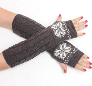 Long Knitting Arm Glove Wholesale pictures & photos