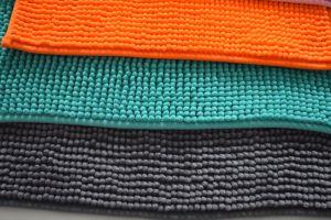 Polyester Wholesale Microfiber Chenille Door Carpet Mat Rug pictures & photos