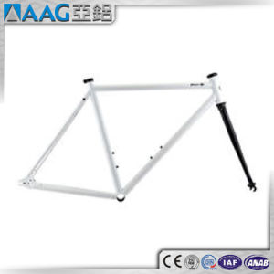 6061 Alloy Aluminum Road Bike Frame pictures & photos