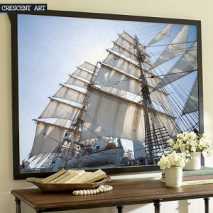 Large Size Sailing Race Picture Print Painting pictures & photos