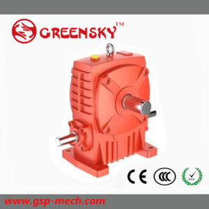 Wpa Wps Low Speed Worm Gear Speed Reducer pictures & photos