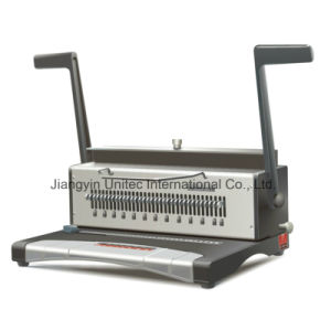 Hight Quality Products Manual Wire Book Binding Machine Products Wb-2420b