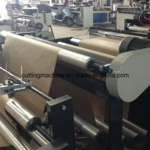 Wenzhou Automatic Servo Motor Paper Roll to Sheets Cutting Machine (DC-HQ500-1500) pictures & photos